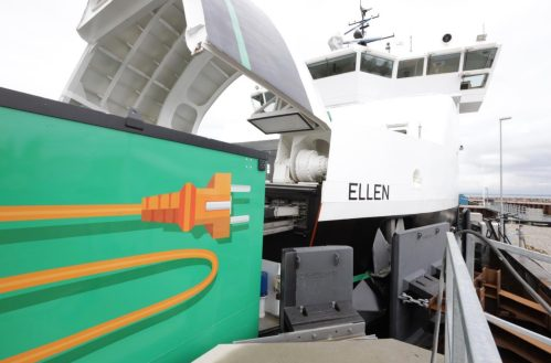 electric ferry ellen 1