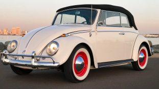 Tesla Powered VW Bug 4