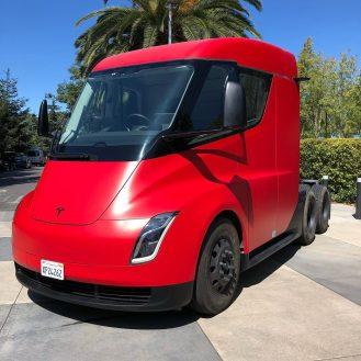 Tesla Semi at Pixar 3