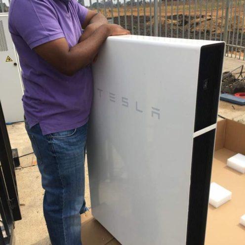 Tesla powerwall africa