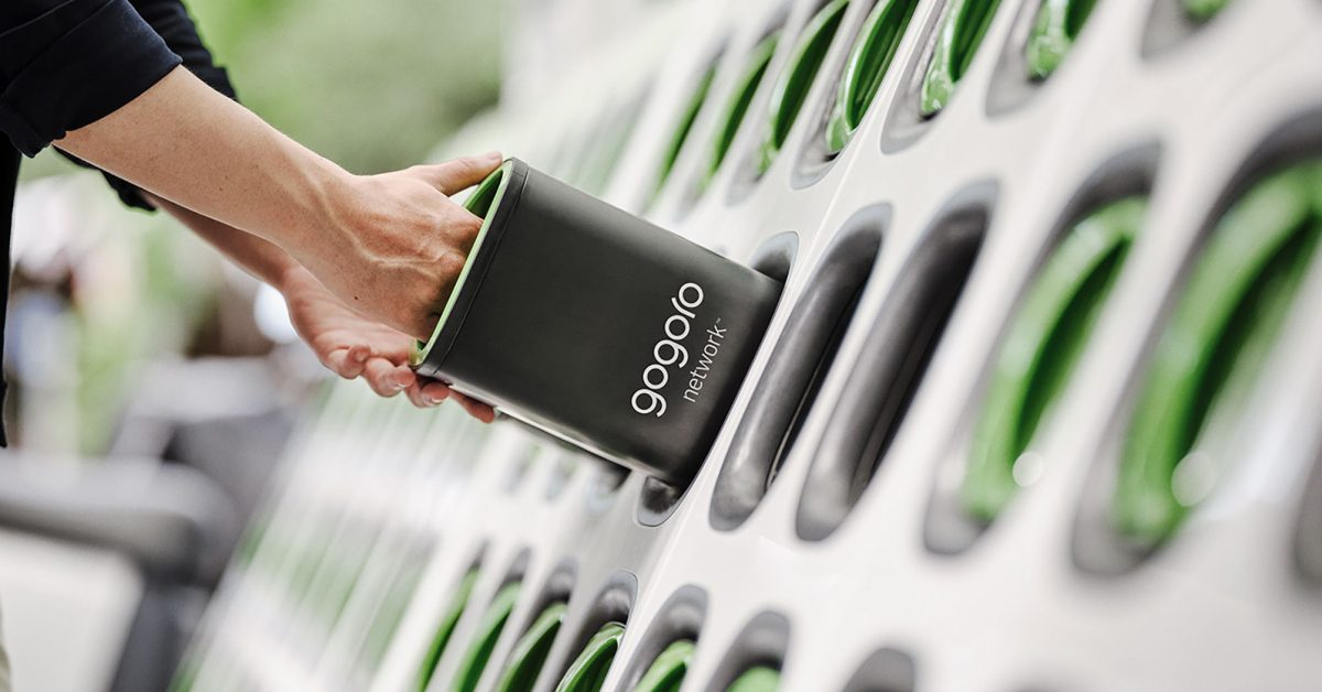 Next stop, Nasdaq! EV battery-swapping network Gogoro is going public