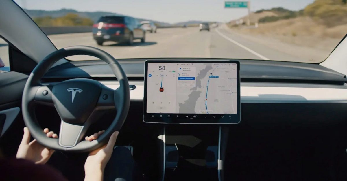 Tesla had talks with other automakers about licensing its self-driving software, Elon Musk says - Electrek