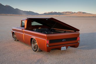 Chevrolet's E-10 Concept Electrifies Hot Rodding World