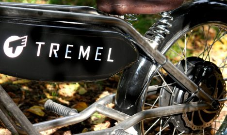 tremel zimmner electric moped