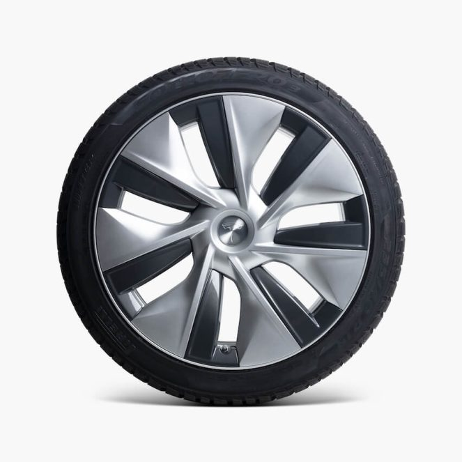 Tesla Gemini wheels