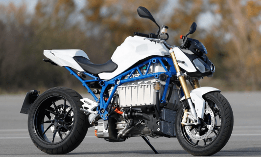 bmw e-power roadster electric motorcycle