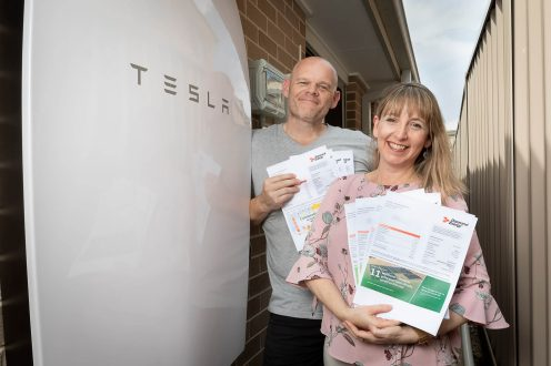 Tesla Powerwall Natural Solar 1