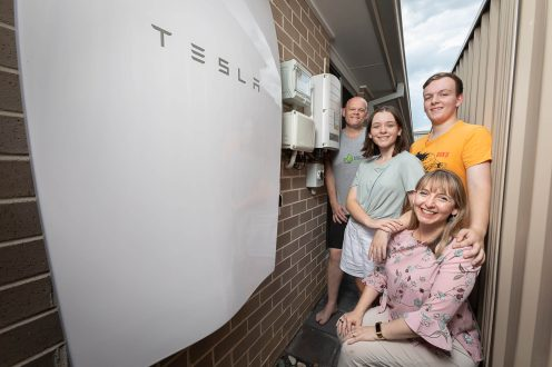 Tesla Powerwall Natural Solar 2