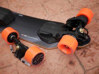 exway flex electric skateboard