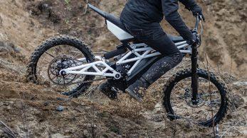 ubco FRX1 electric trail bike