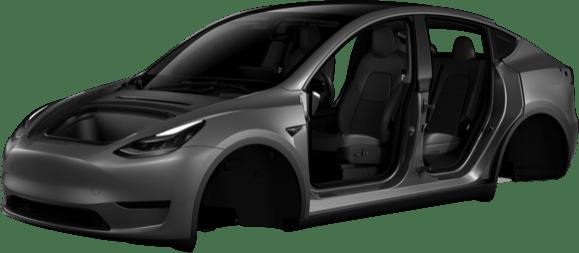 Tesla Model Y render asset 1