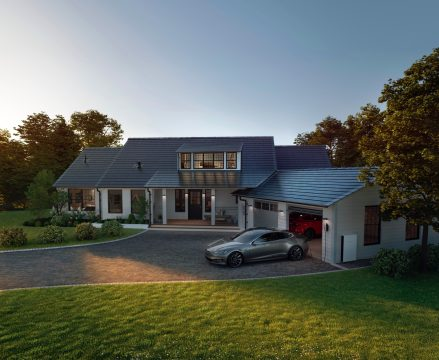 Tesla Solar roof pic 2