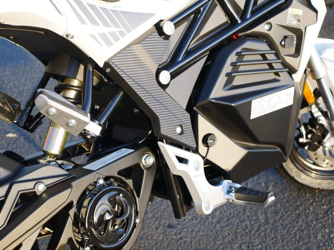 A $2.8k electric motorcycle with big potential