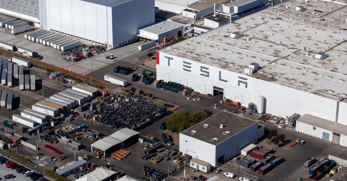 Tesla models make up 54% of US EV sales in 2021 through May - Electrek