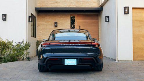 Porsche Taycan Turbo sweepstake 2