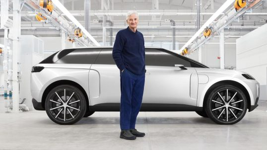 dyson electric car 2