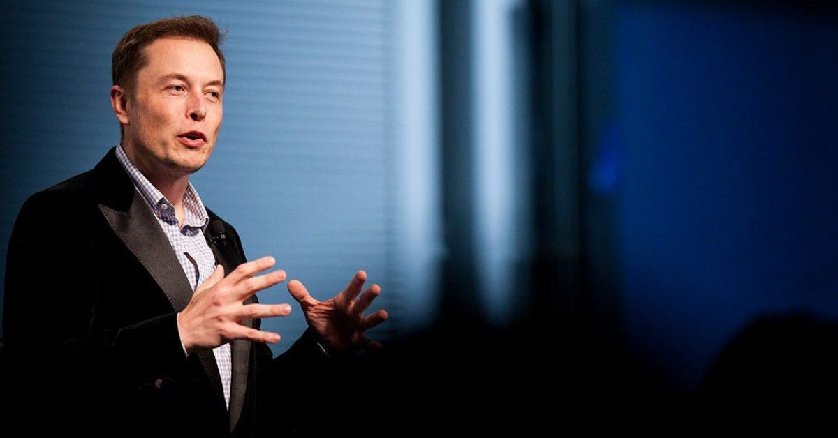 Tesla CEO Elon Musk is confident the chip shortage will be solved short term