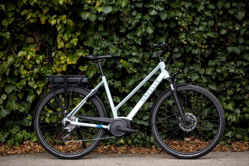 gazelle medeo t9 electric bicycle