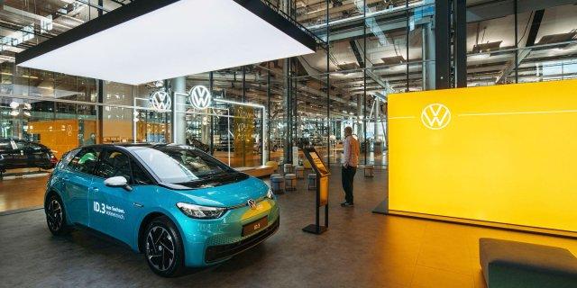 Volkswagen ID Store