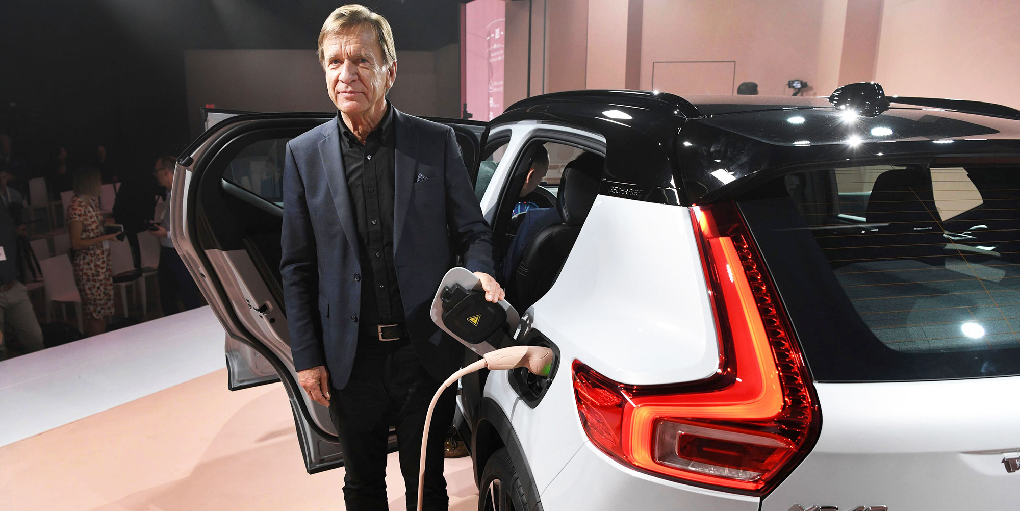 Volvo CEO: Pandemic will rapidly accelerate shift to electric cars