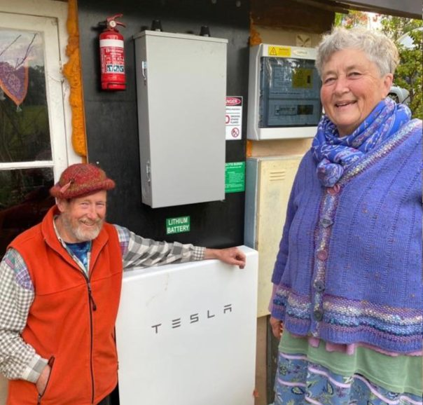 Tesla Powerwall owner 2