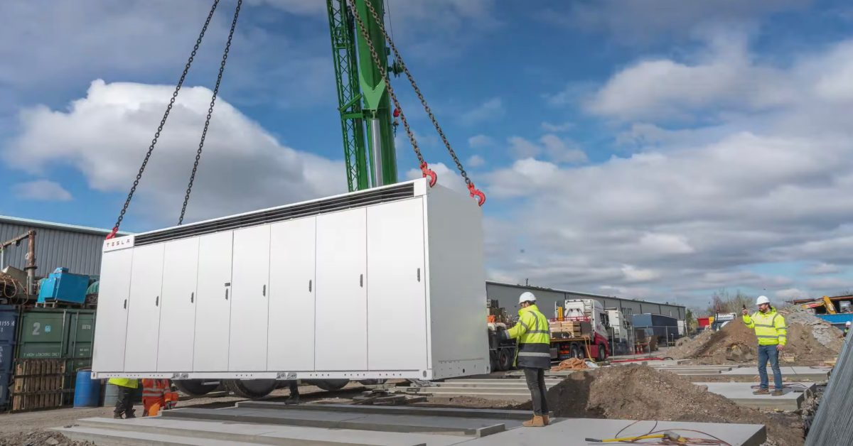 Tesla is behind a secretive big battery project in Texas ...