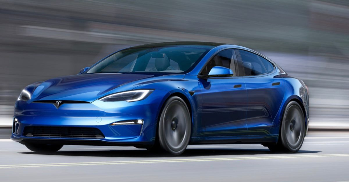 Tesla Model S Plaid breaks all the records in first independent test, but 0-60 mph has a caveat - Electrek