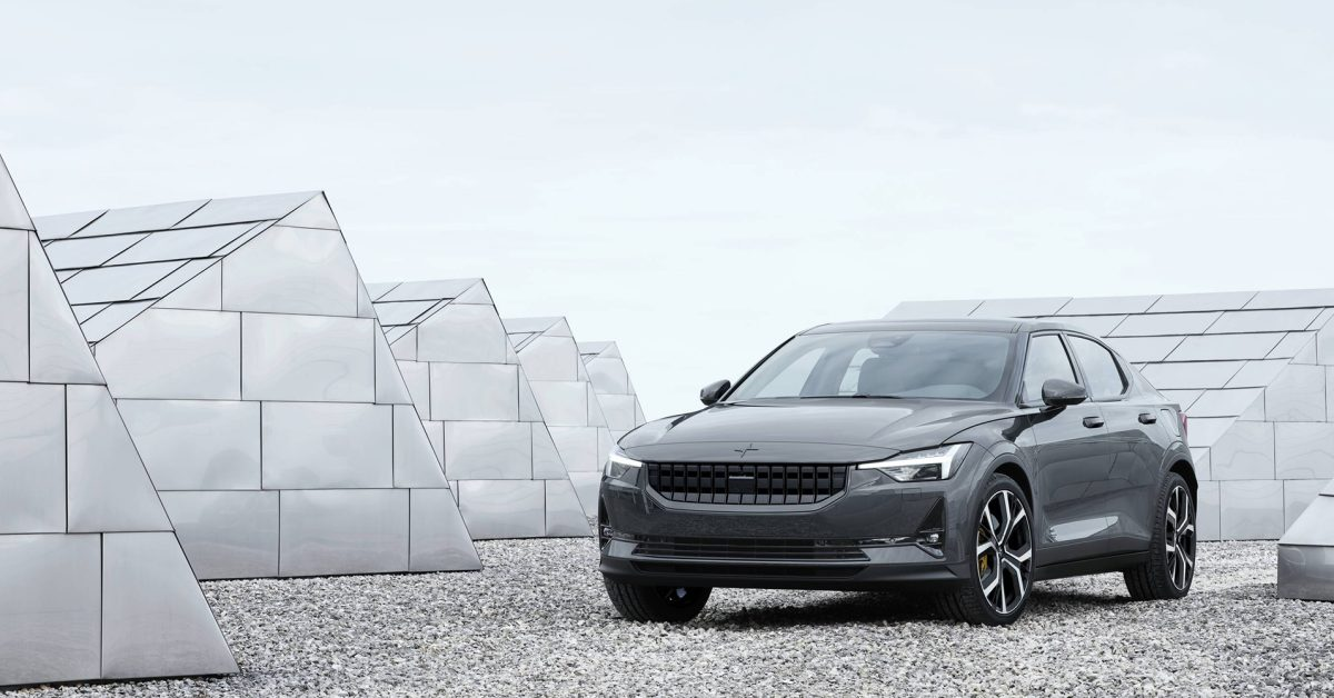 Polestar 2 now available for test drives in select cities - Electrek