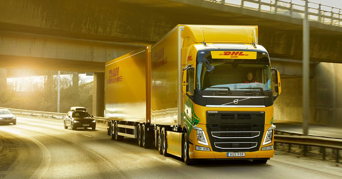 Volvo and DHL Freight team up to test electric trucks in Sweden