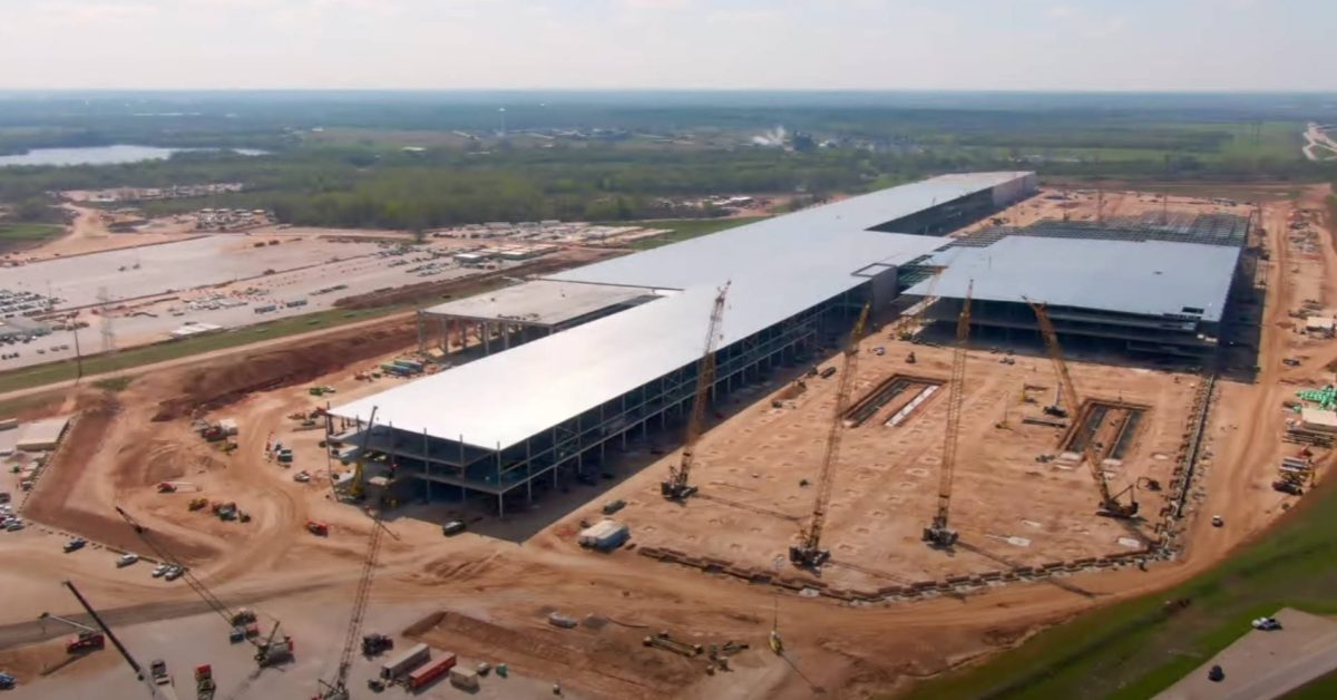Tesla is planning a new facility named 'Bobcat Project' next to Gigafactory Texas - Electrek