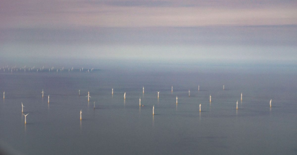 The Netherlands' first large-scale offshore wind farm is getting a revamp