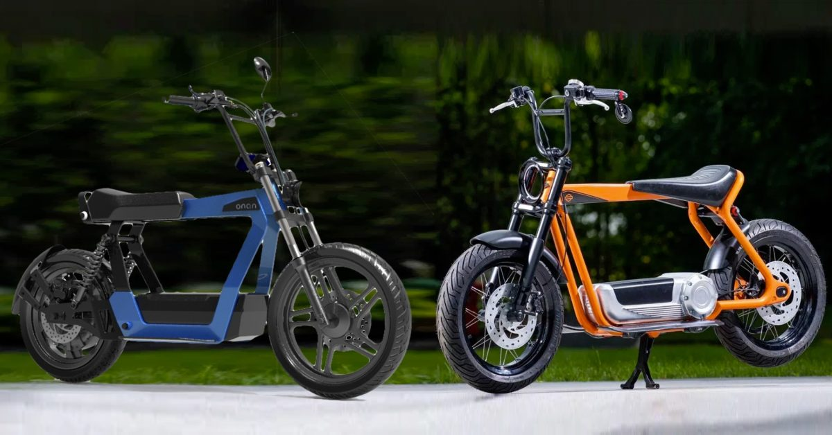 Harley's electric moped isn't here yet, but it's already got a Chinese rip-off