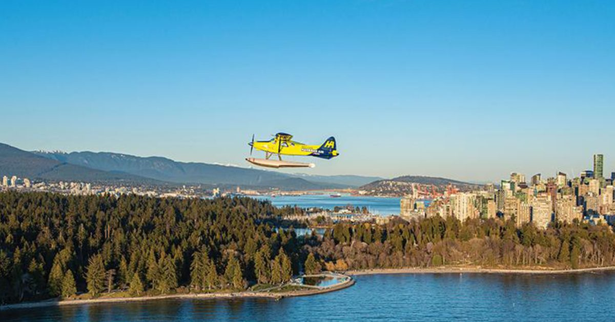 Harbour Air looks to certify its all-electric commercial airplane - Electrek