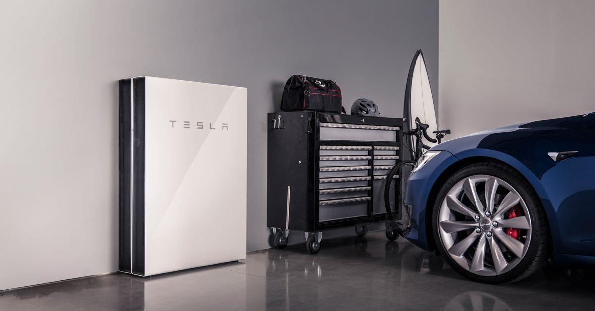 Tesla is launching 'Tesla Energy' in China, including Powerwall and solar - Electrek
