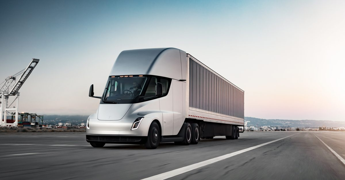While there are already a few electric trucks on the road, none of them have the specs enabling longer range hauling in a class 8 semi-truck, like the
