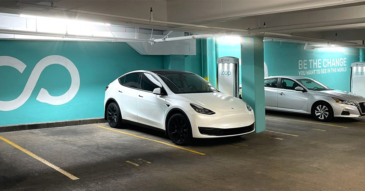 Tritium partners with Loop to provide DC Fast Chargers to EV network - Electrek