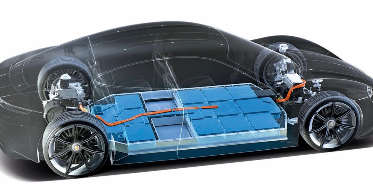Porsche gets into battery cells, creates new Cellforce battery manufacturing company - Electrek