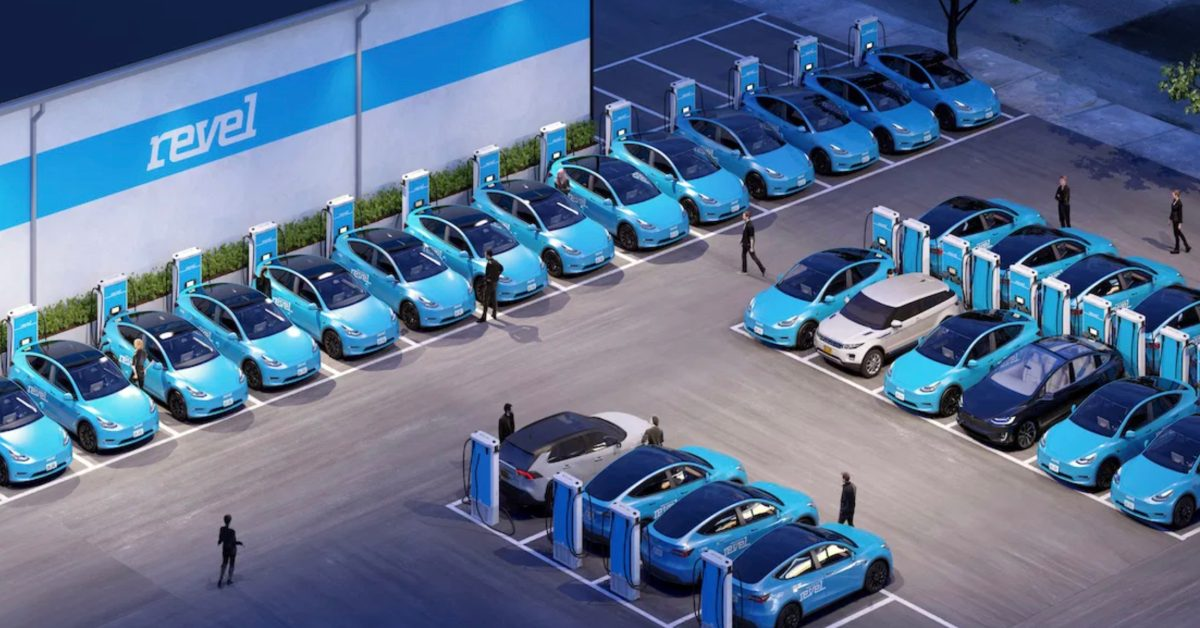 Fleet of 50 Tesla taxis gets shut down in NYC for some sketchy reasons - Electrek