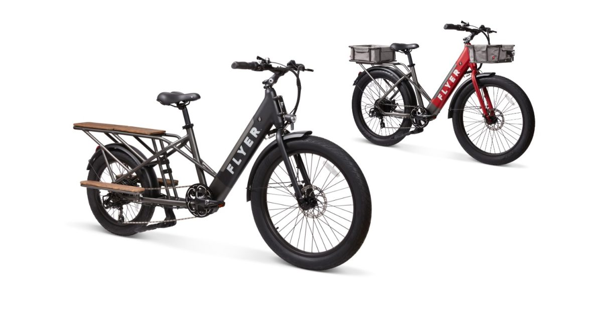 Radio Flyer (of red wagon fame) launches two mid-priced fat tire e-bikes