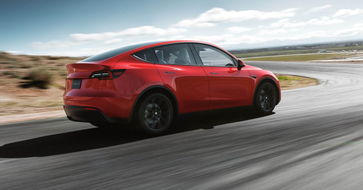Tesla opens Model Y orders in the UK, deliveries expected in early 2022