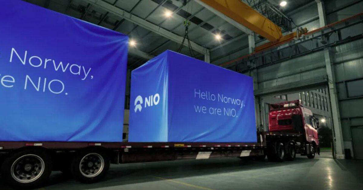 NIO cover image