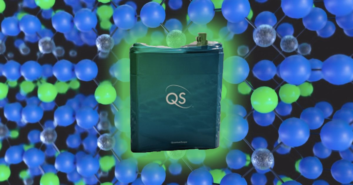 Quantumscape's Q2 report reveals 10-layer solid-state battery, plus commercialization timeline