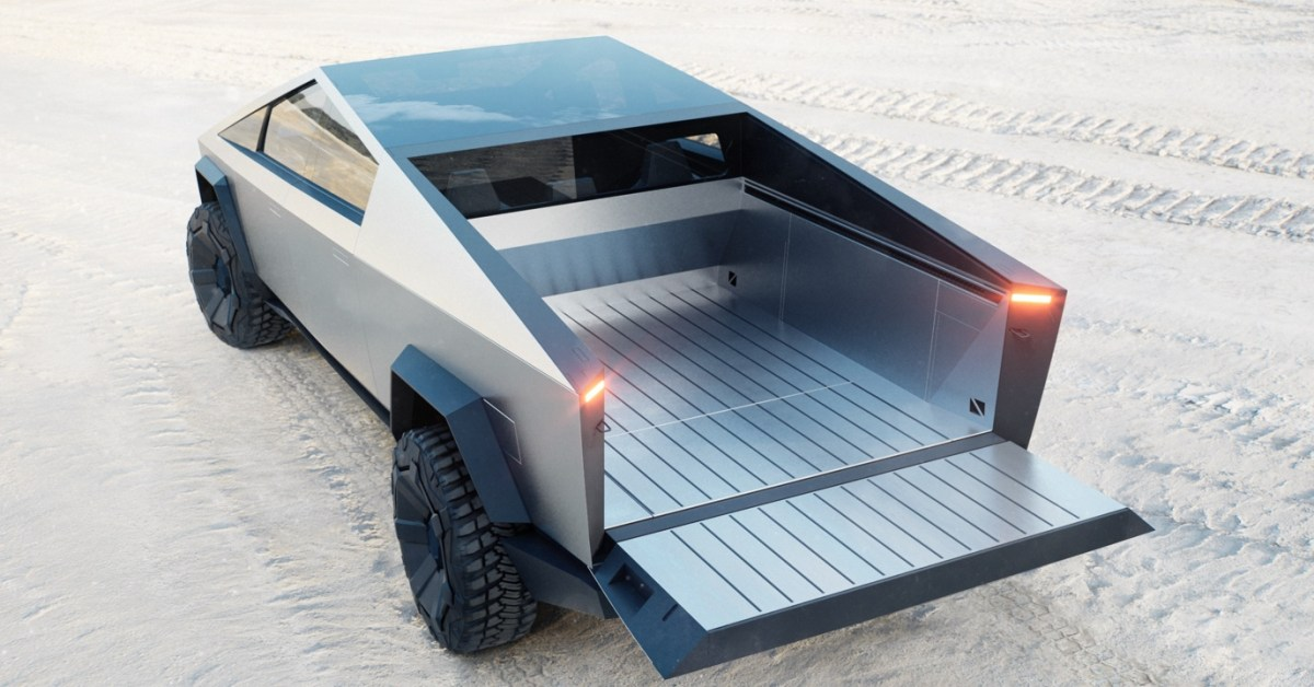Tesla delays Cybertruck to late 2022; Elon Musk says it will be a 'glitch in the Matrix' thumbnail