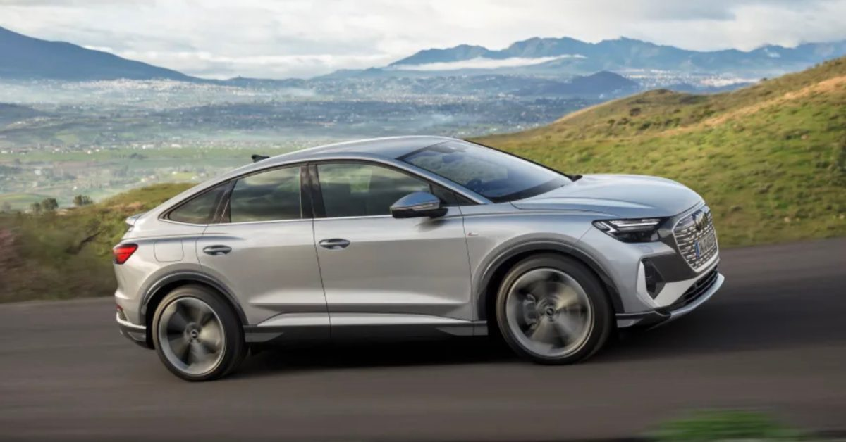 Audi launches Q4 e-tron electric SUV starting at just $36,400 after incentives