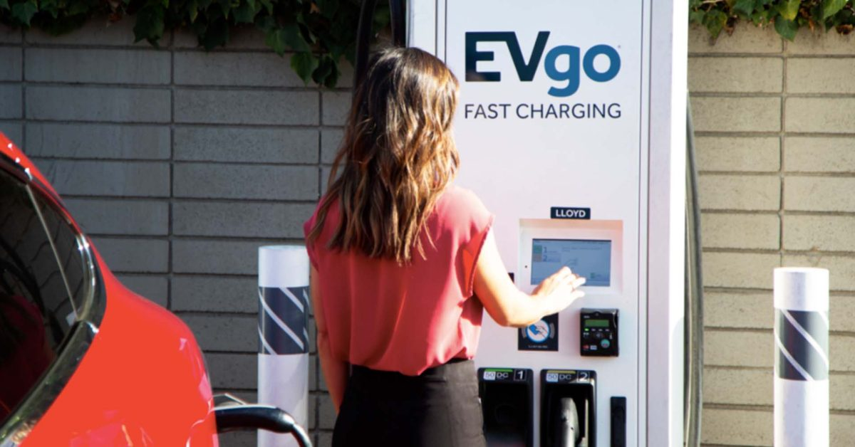 EVgo just launched a rewards program to earn free charging, here's how it works