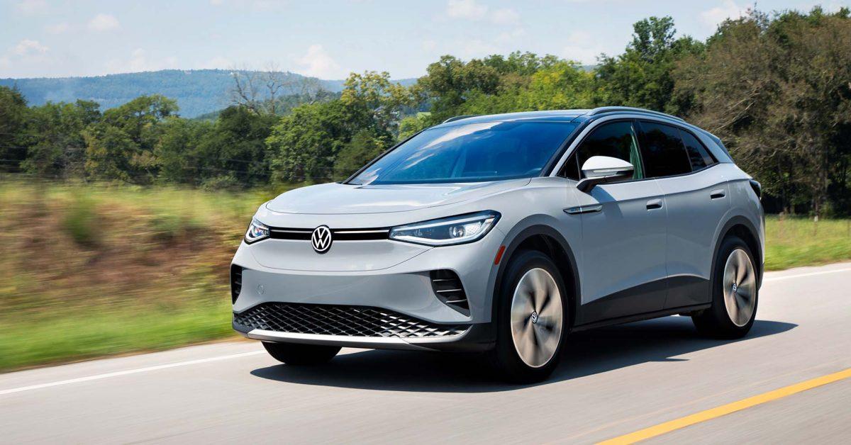 EPA confirms range for dual-motor versions of VW's ID.4 Pro, Pro S thumbnail