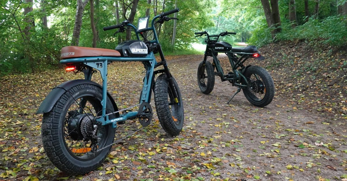 Riding across Germany on the most badass electric bikes out there – our Super73 saga