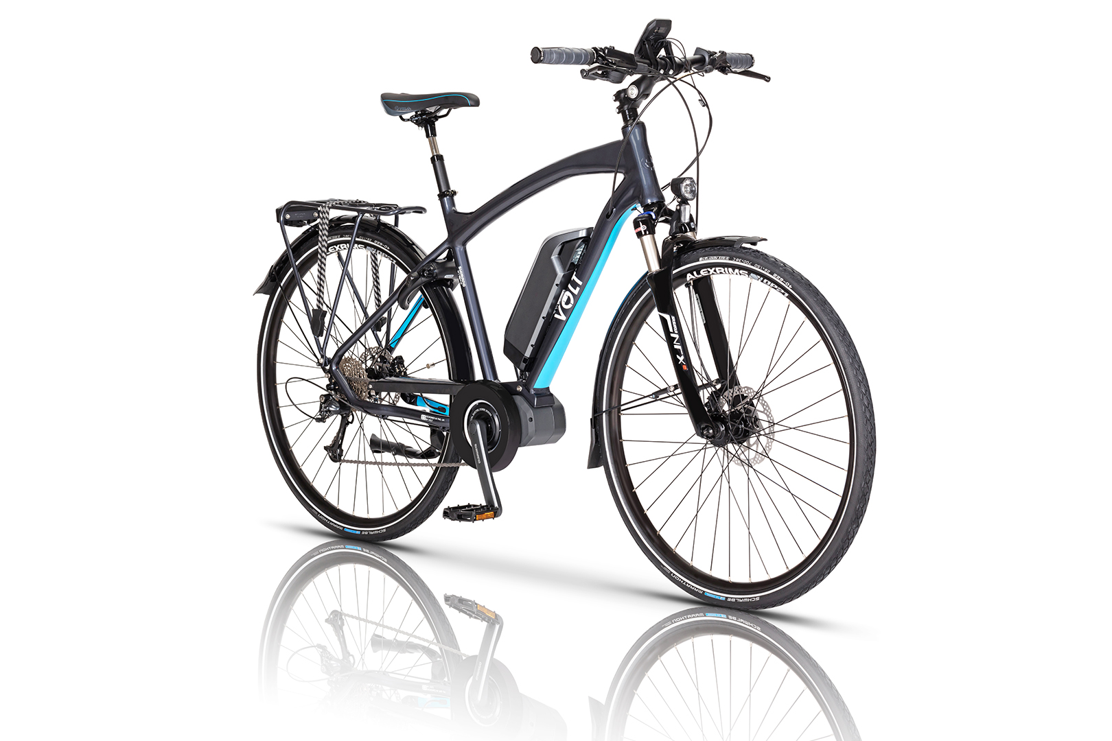 Volt Connect Shimano Steps E Bike