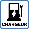 Chargeur pour EV - Chargeur portable pour Twizy avec prise Type 2 vers prise domestique (16A/3,7kW)