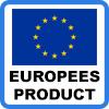 Gemaakt in de EU 1 - Duo-oplaadstation met kabels (2 x 7.4kW)